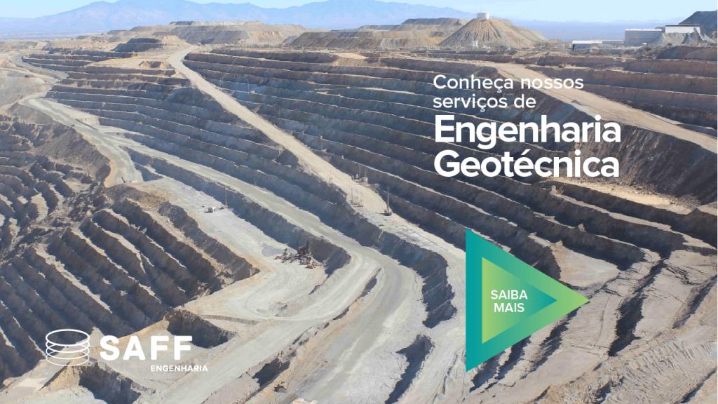 Banner de geotecnia que direciona o leitor ao site da Saff Engenharia
