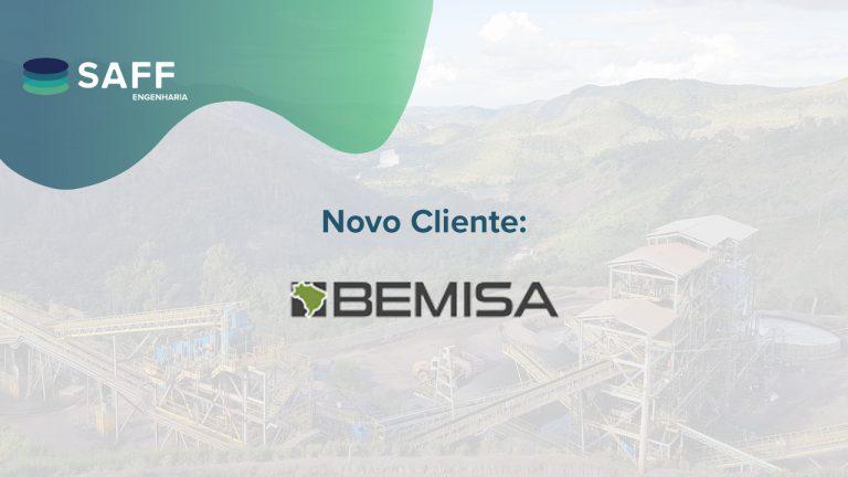 Imagem ilustrativa para anunciar novo cliente da SAFF Engenharia: BEMISA